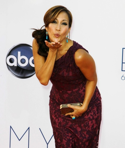 Carrie Ann Inaba: Notable Jude from Dancing with the Stars