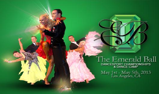 Emerald Ballroom Dance Competition