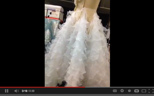 Ballroom Dress Rental