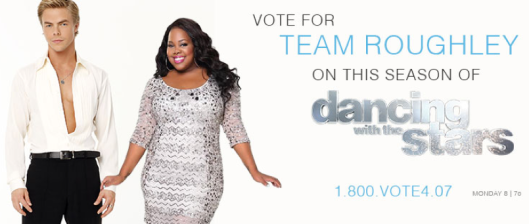 Ballroom Dance - Amber_Riley-Dancing with the Stars